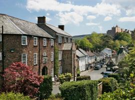 Luttrell Arms, hotel in Dunster