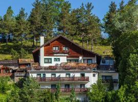 Pension Schwalbennestl, guest house in Mittenwald