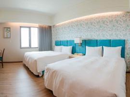 Jia Hsin Garden Hotel, hotel in Tainan