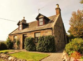 Grouse Cottage, hotel near Cardhu Whisky Distillery, Knockando