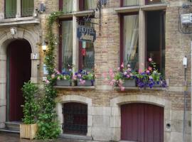 Hotel Malleberg, hotel em Bruges