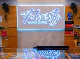 Felicity Garni Hotel, hotel Pozsonyban