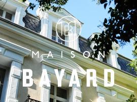 Boutique Hotel Maison Bayard, hotel near Hospital La Colombière, Montpellier