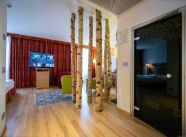 Boutique Exclusive B&B, hotel near MUSE, Trento
