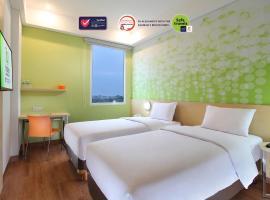 Zest Hotel Airport Jakarta, hôtel à Tangerang près de: Aéroport international de Jakarta Soekarno-Hatta - CGK