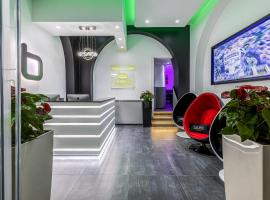 THE ONE Boutique Hotel & SPA, spa hotel in Rome