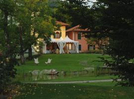 La Locanda Del Notaio, golf hotel in Pellio Inferiore
