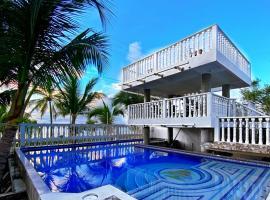 Sunset Paradise, hotel em San Andrés