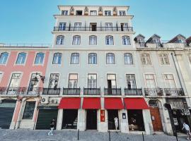 Esqina Cosmopolitan Lodge, hotel in Lisbon