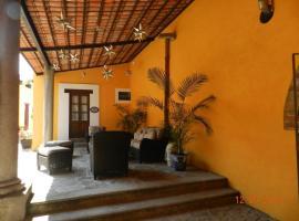 Al otro lado del río, hotel em Puebla