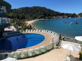 Flat a beira mar em Angra dos Reis, hotel in Angra dos Reis