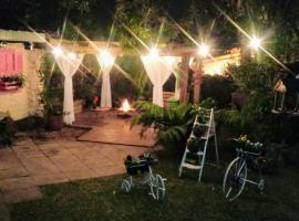 Pousada Jardim Coberto, hotel in Canela