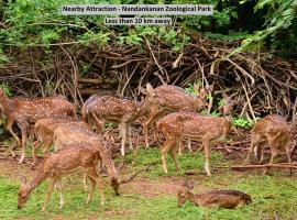 OYO 82433 Hotel Raz Stay, hotel in Bhubaneshwar