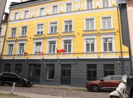 Aparthotel Plaza KG, hotel in Rīga