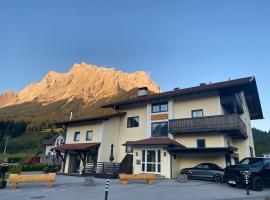 Tiroler Alpblick Appartements, family hotel in Ehrwald