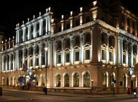 Sofitel London St James, hotel with jacuzzis in London