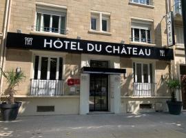 Hotel Du Chateau, hotel near University Hospital Of Caen, Caen