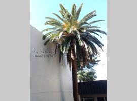 La Palmera Homestudio. Hermoso apartamento en el corazón de Palermo Hollywood, apartamento em Buenos Aires