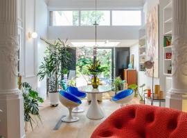 Island in Island, B&B boutique, Design et Vintage, apartment in Namur