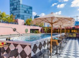 Hotel BoBo a member of Brown Hotels, отель в Тель-Авиве