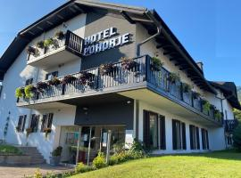 Boutique Hotel Pohorje, hotel in Maribor