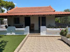 La casa de PortoRafti, pet-friendly hotel in Porto Rafti