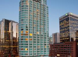 Vancouver Marriott Pinnacle Downtown Hotel, hotel in Vancouver