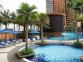 Premier Suites AT Times Square, hotel near Berjaya Times Square, Kuala Lumpur