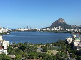 Amazing View Rio - Lagoa, hotel in Rio de Janeiro