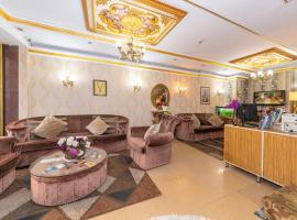 Ista Palace Hotel, hotel in Istanbul