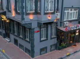 Grey House Hotel, hotel in Istanbul