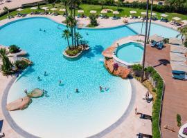 Hotel Club Saraceno - Bovis Hotels, hotell i Arbatax