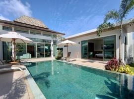 SHAMBHALA GRAND Pool Villas x GSG, hotel in Phuket