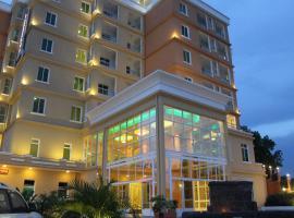 Panorama Portico Hotel, hotel em Juba