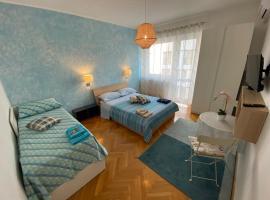 Bella Ariston, apartment in Merano