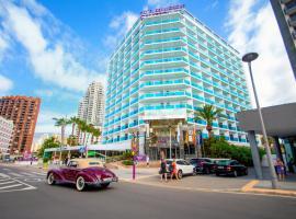 Hotel Servigroup Calypso, hotel en Benidorm