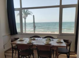 Lovely Apartment with Fantastic Sea View near Shore in Izmir, appartement in İzmir