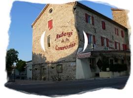 Auberge de la Couronne, hotel near Chauvet Cave, Lablachère