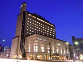 Hotel Castle, hotel near Yamagata Airport - GAJ, Yamagata