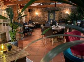 Imaginarium restaurant, hotel near Humberside Airport - HUY, Barton-upon-Humber