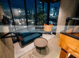 東邦ホテルゾンク中洲であい橋 1室貸切, hotel in Fukuoka