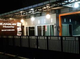 Kanalan Homestay Banyuwangi, accessible hotel in Banyuwangi