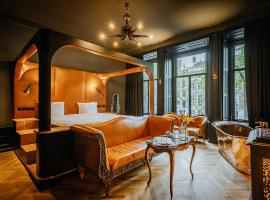 Boutique Hotel The Noblemen, hotel in Amsterdam