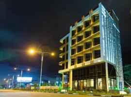 Cozy Loft Hotel, отель в Батуми
