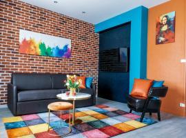 Oasis Anjou, apartment in Saumur