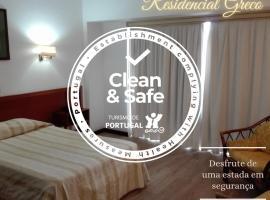 Residencial Greco, hotel near Mar Avenue, Funchal