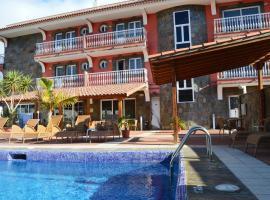 La Aldea Suites, hotel en La Aldea de San Nicolas