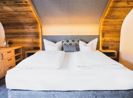 Hotel Alpenkönig, Hotel in Oberstaufen