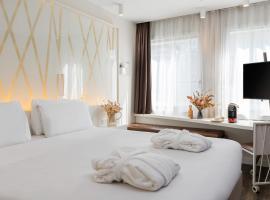 Hotel Admiral Lugano, отель рядом с аэропортом Региональный аэропорт Лугано - LUG