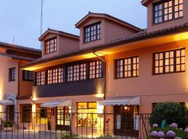Hotel Marqués de la Moral, hotel near Asturias Airport - OVD,
